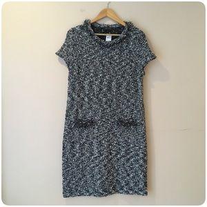 [Ann Taylor ] tweed shift Dress